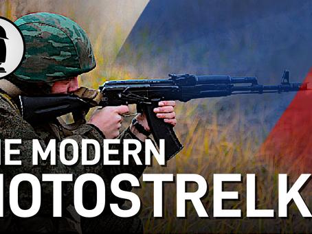 Modern Russian Motor Rifle Company (Organization & Tactics)