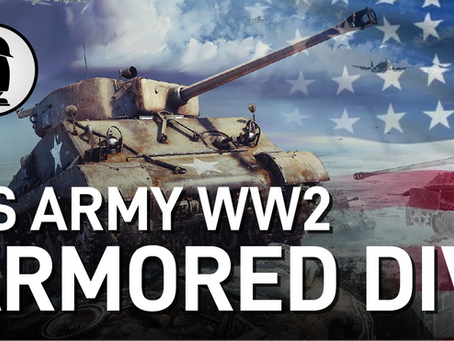 Spearhead: WW2 U.S. Army Armored Division
