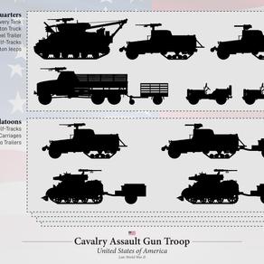 U.S. Army Assault Gun Troop (1943-45)