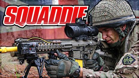 Snapshot: British Army Rifle Squad Explained