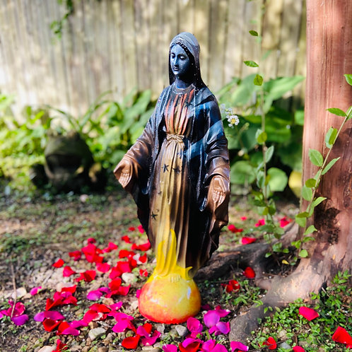 "Custom 34"" Great Mother Concrete Statue"