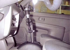Gearshift Easy Release