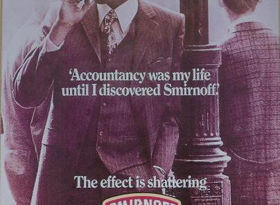 I used to be an accountant.