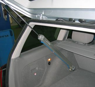 Rear Hatch Opener