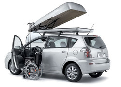 Wheelchair Roofboxes