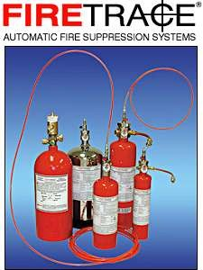 Automatic Fire Extinguishers