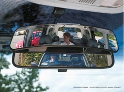 Panoramic and Blind Spot Mirrors