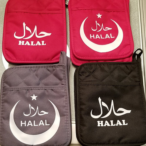 Halal Potholders