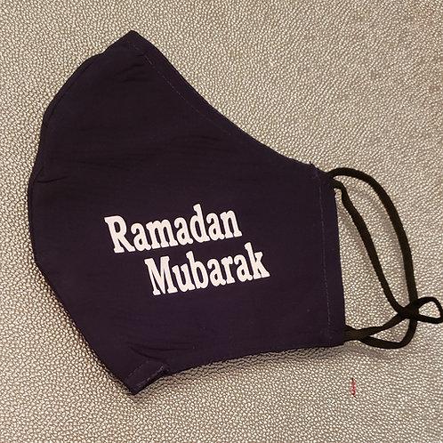 Ramadan Mubarak Mask