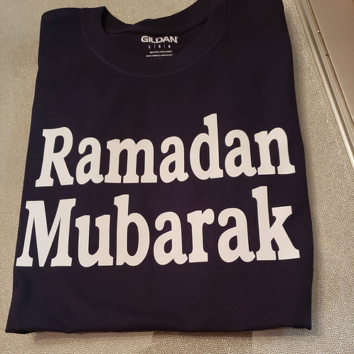 Ramadan Mubarak Shirts