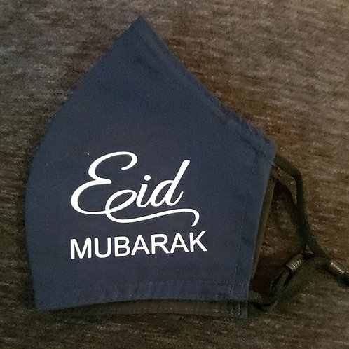 Eid Mubarak Mask