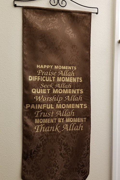 Happy Moments Wall Hangings