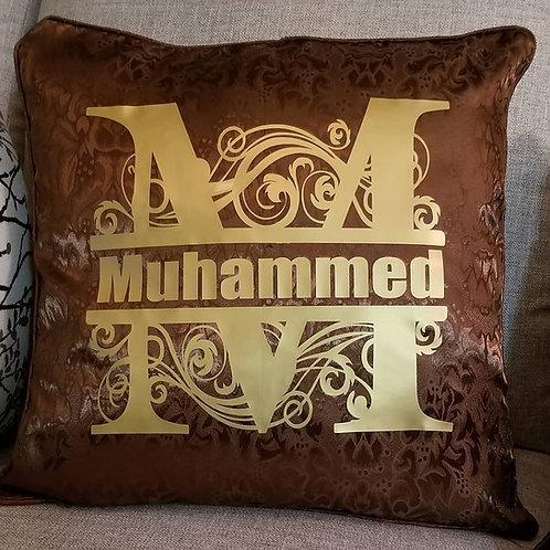 Muhammed Pillow Cover