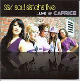 Soul Sista's Five - Live @ Caprice.jpg