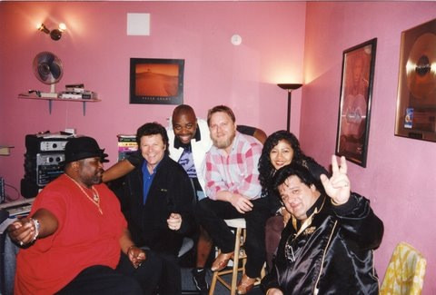 BUDDY MILES, BOBBY AND THE GANG