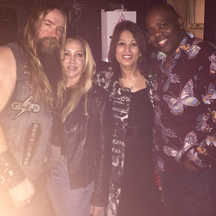THE WYLDE' & THE BROWNS