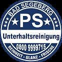 PS Gebäudereinigung mit weis Logo Unterhaltsreinigung Kopie.png