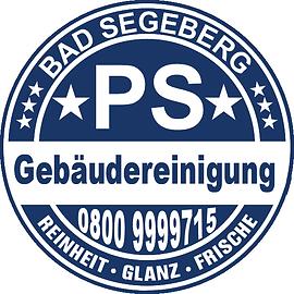 PS Gebäudereinigung, Bad Segeberg.png