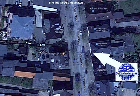 PS Gebäudereinigung neu in der Kurhausstr.33, Bad Segeberg
