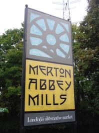 Merton Abbey Mills Sign.jpg