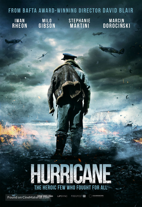 hurricane-squadron-303-british-movie-pos