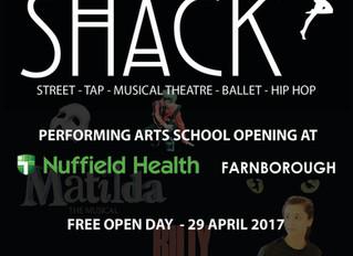 New Dance Shack Schools