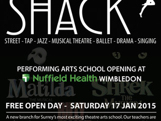 Dance Shack opens in Wimbledon and Surbiton