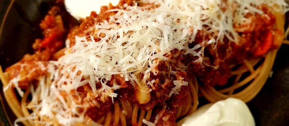 Ekte Spagetti Bolognese