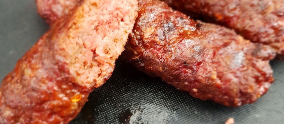 Episode 4: Vilt kebab og Hjorterib