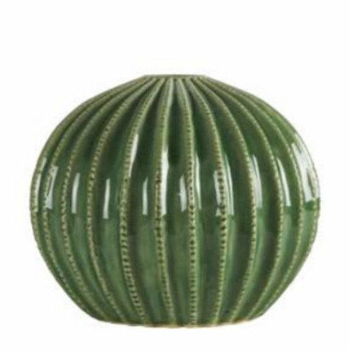 Vase Boule Cactus Ø 25 x H 21.7 cm