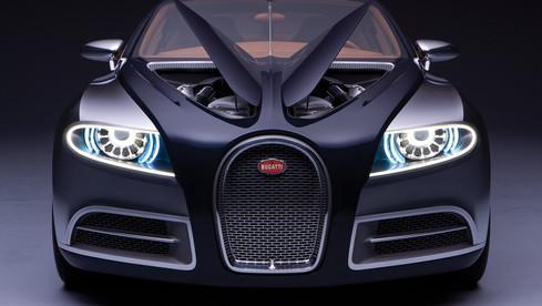 Bugatti Galibier Design exter Ben Payne