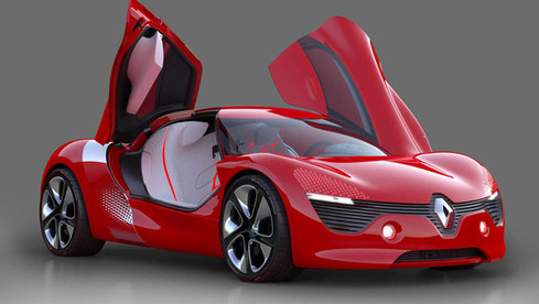 Renault Dezir design Yann Jarsalle