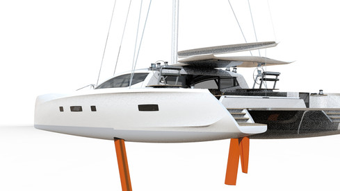 Outremer 7X  (c)takeoffconcept