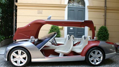 Renault Nepta design Fabrice Pouille