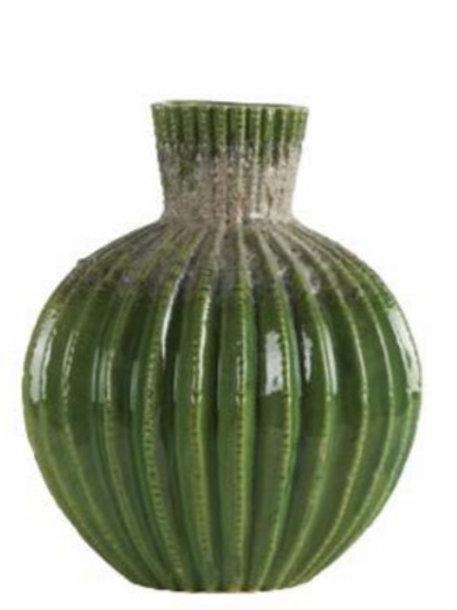 Vase Col Cactus Ø 23.5 x H 27 cm