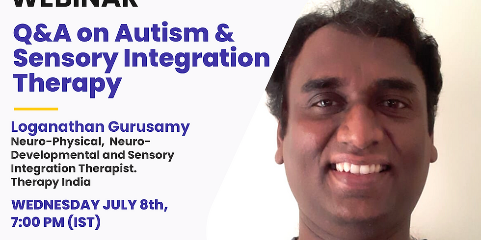 Q&A Session on Autism & Sensory Integration Therapy