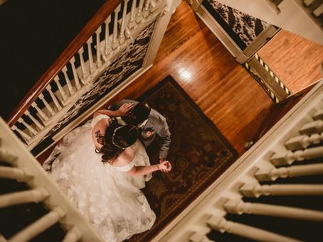 BAYLEY + LESTLEY // ROMANTIC DOWNTOWN TUCSON WEDDING