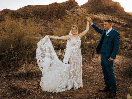 TIANA + JON // SAGUARO NATIONAL PARK FALL WEDDING // TUCSON WEDDING PHOTOGRAPHER