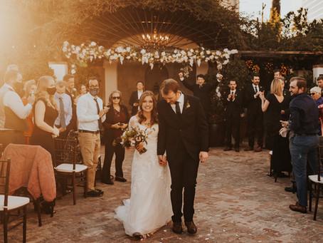 HAILEY + SAM // CASUAL DOWNTOWN TUCSON WEDDING AT STILLWELL HOUSE // TUCSON WEDDING PHOTOGRAPHER