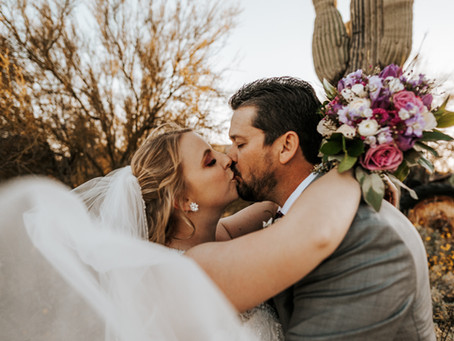 ERIN + DREW // INTIMATE TUCSON  ELOPEMENT AT SAGUARO NATIONAL PARK // ARIZONA WEDDING PHOTOGRAPHER
