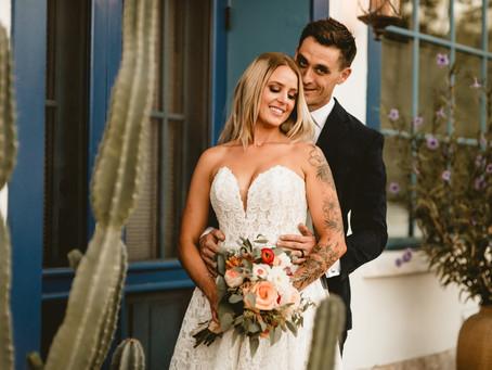 RICHARD + KATIE // FUN & ROMANTIC ARIZONA WEDDING AT Z MANSION // TUCSON WEDDING PHOTOGRAPHER