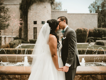 KIM + SHANNON // ROMANTIC PHOENIX WEDDING AT ASHLEY CASTLE