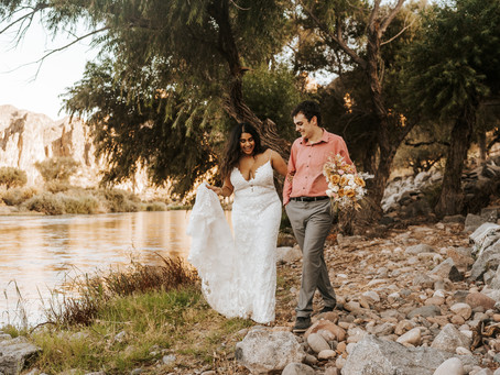 MEGHANA + JAMES / FUN & ROMANTIC STYLED WEDDING SHOOT AT SAGUARO RANCH / TUCSON WEDDING PHOTOGRAPHER