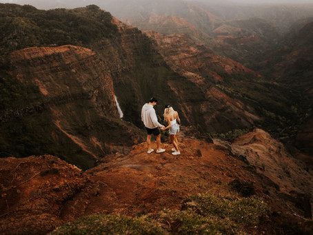 PLANNING YOUR HONEYMOON ON A BUDGET // TUCSON WEDDING PHOTOGRAPHER