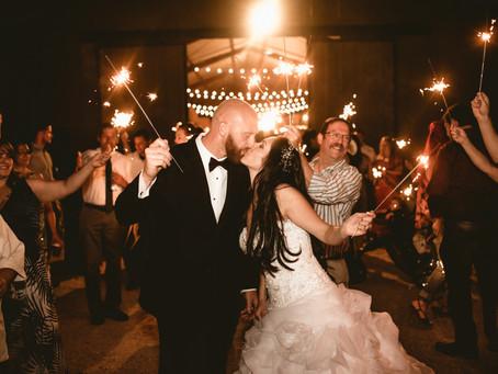 SUZIE + BRANDON // RUSTIC ARIZONA WEDDING IN SONOITA