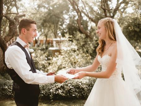 KOBE + KYLE // FAIRYTALE WEDDING IN TUCSON, AZ