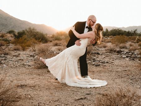 TIFFANY + JUSTIN // NEW YEAR'S WEDDING IN PHOENIX, AZ