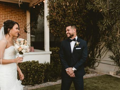 JANETH + ARMANDO // ROMANTIC DOWNTOWN TUCSON WEDDING