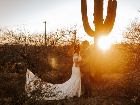 MOLLY + SCOTT // SUNSET DESERT WEDDING AT SAGUARO NATIONAL PARK // TUCSON WEDDING PHOTOGRAPHER