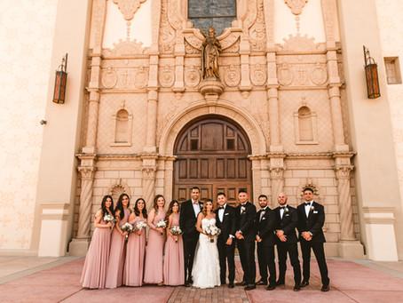 AMERICA + SERGIO // ROMANTIC ARIZONA WEDDING AT WESTIN LA PALOMA // TUCSON WEDDING PHOTOGRAPHER